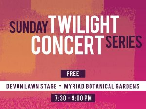 Sunday Twilight Concert Series
