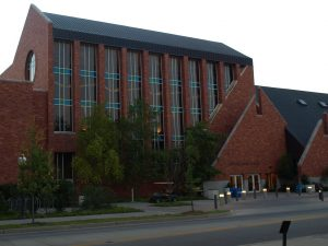 University of Oklahoma Catlett Music Center
