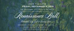 The Oklahoma City Museum of Art's Renaissance Ball