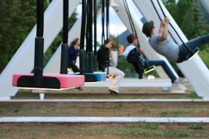 The Musical Swings: An Exercise in Musical Cooperation