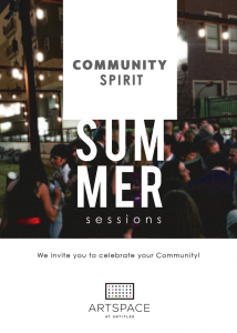 Community Spirit: Summer Sessions