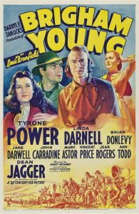 Western Movie Matinees: Frontier Clergy- Brigham Young