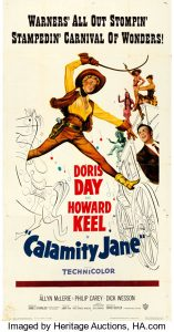 Western Movie Matinees: Laughing Out Loud- Calamity Jane