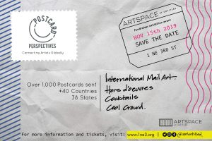 Postcard Perspectives- Connecting Artists Globally
