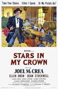 Western Movie Matinees: Frontier Clergy- Stars in my Crown