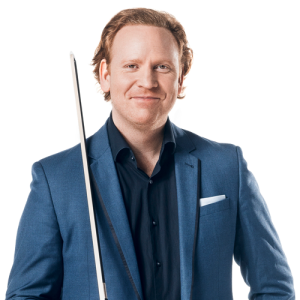 DANIEL HOPE, VIOLIN WITH ZURICH CHAMBER ORCHESTRA