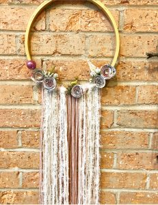 Holiday Wall Hanging Workshop