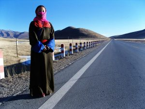 THE SEARCH: Two From Tibet