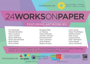 24 Works on Paper