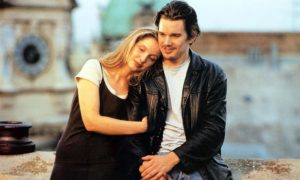BEFORE SUNRISE: Merry Christmas, Mr. Linklater!