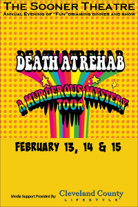 Death At Rehab: A Murderous Mystery Tour