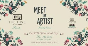 MEET THE ARTIST: HOLIDAY EDITION
