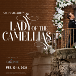 VAL CANIPAROLI'S LADY OF THE CAMELLIAS