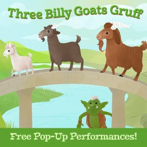 Plays in the Park: Three Billy Goats Gruff