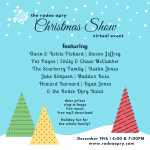 Rodeo Opry Virtual Christmas Show