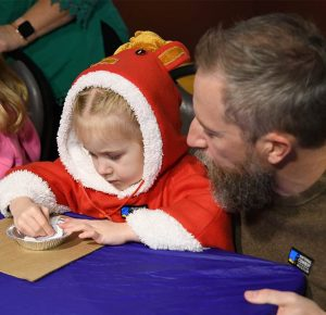 Kids Take Over the Cowboy: Holidays at the Museum
