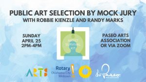 Artist Survival Kit (ASK) Workshop | Public Art Selection by Mock Jury