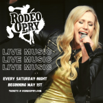 The Rodeo Opry - Oklahoma's Official Country Music Show!