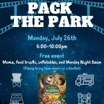 Pack the Park