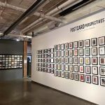 POSTCARD PERSPECTIVES, INTERNATIONAL MAIL ART EXHIBITION OPENING