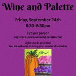 Wine and Palette